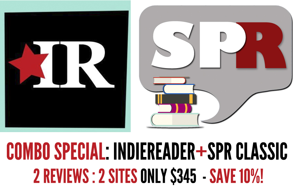 Get a Combo Deal Indiereader and SPR Review and save 10%