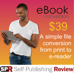 SPR ebook conversion