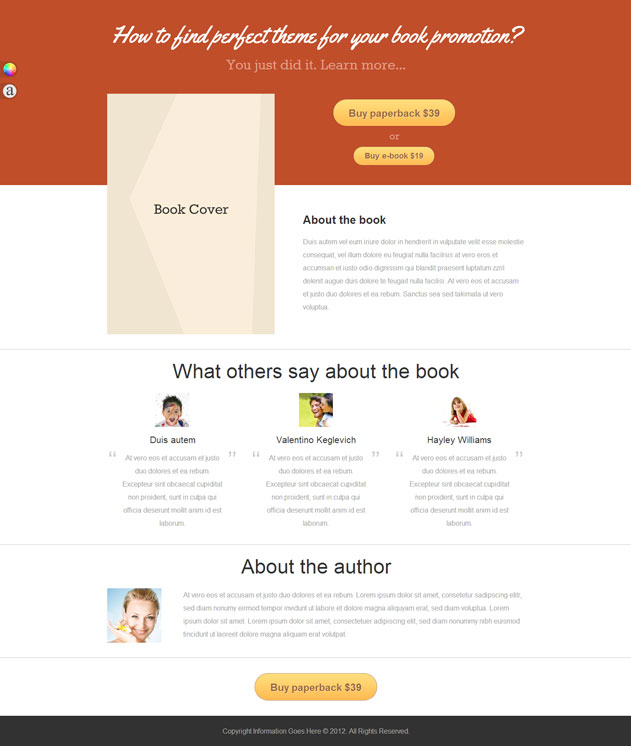 Best Wordpress Themes for Writers & Publishers | Self-Publishing Review
