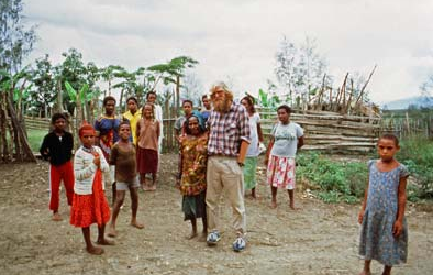 Andrew in PNG