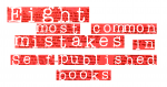 8 most common mistakes in self-publishing