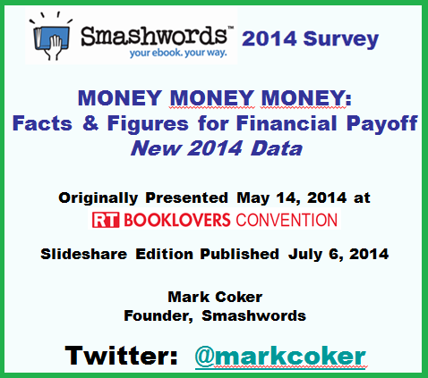 Smashwords 2014 Indie Author Survey