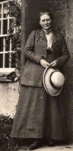 Beatrix Potter by Charles King c. 1913