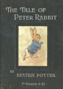 The Tale of Peter Rabbit 1st Ed by Beatrix Potter