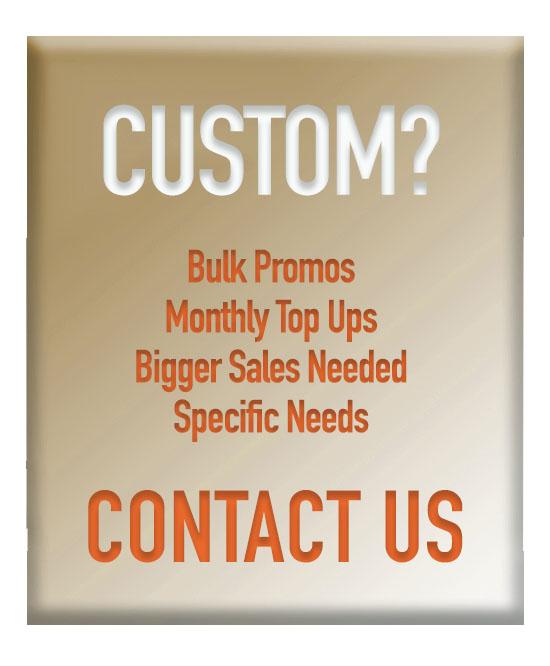 Need a custom price?