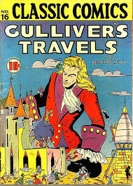 Gulliver's Travels Comics