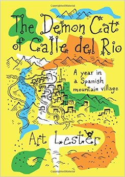 The Demon Cat Of Calle Del Rio by Art Lester