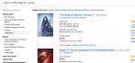 categories on Amazon