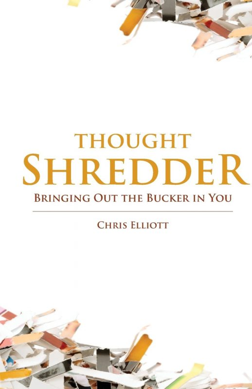 Thought Shredder: Bringing Out the Bucker in You