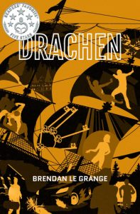 Drachen by Brendan Le Grange