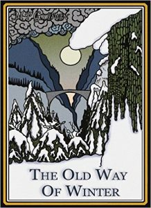 The Old Way Of Winter (The Nimedian Ways Book 1) by M. P. Goodwin