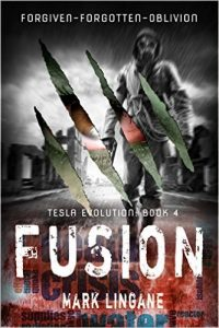 Fusion (Tesla Evolution Book 4) by Mark Lingane