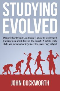 Studying Evolved by John Duckworth