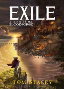 Exile (Bloodforge Book 1) by Tom Stacey