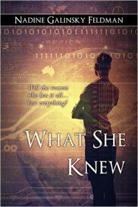 What She Knew by Nadine Galinsky Feldman
