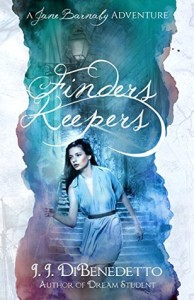 Finders Keepers by J.J. DiBeneditto