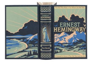 Ernest Hemingway Leatherbound B&N Collectible