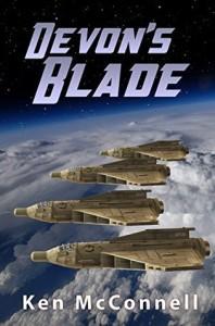 Devon's Blade by Ken McConnell