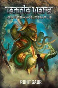 Ganesha's Temple by Rohit Gaur