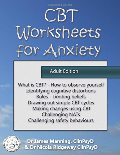 Anxiety Worksheets For Adults Pdf Creator