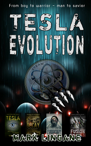 Tesla Evolution by Mark Lingane