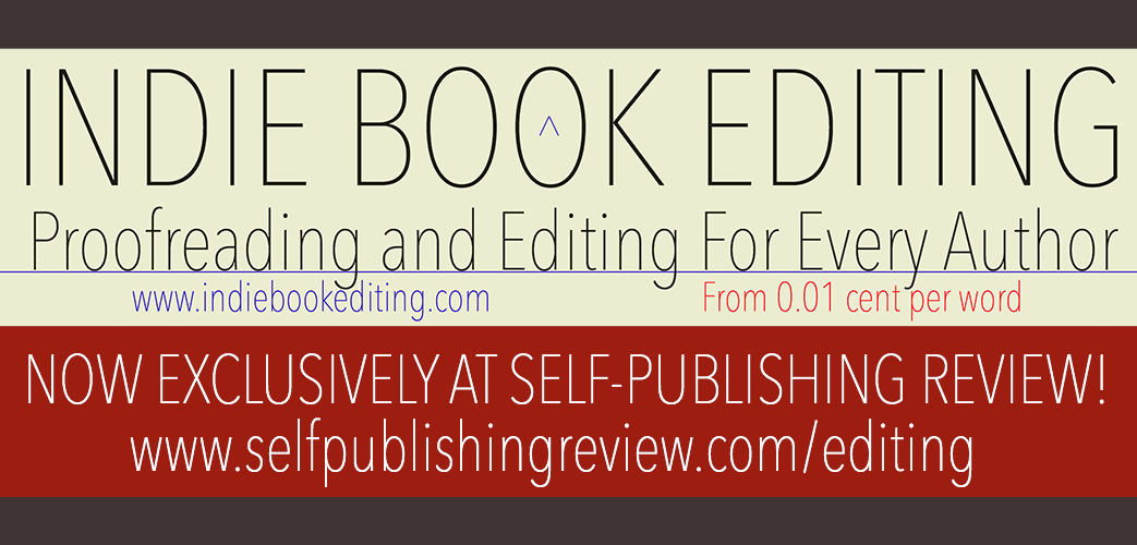 Self-Publishing Editorial Services