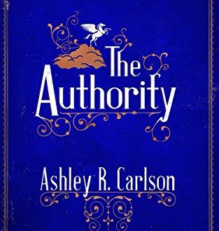Review: The Authority (The Charismatics Book 2) by Ashley R. Carlson