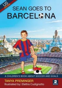 Sean Goes To Barcelona by Tanya Preminger
