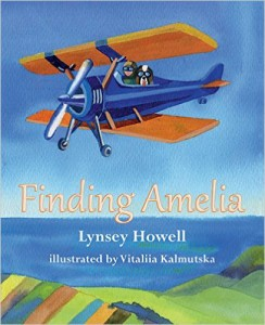 Finding Amelia by Lynsey Howell