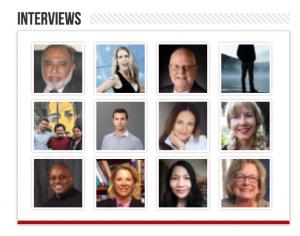 SPR Author Interviews