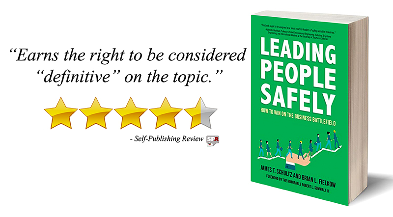 Review Leading People Safely By James T Schultz And Brian L