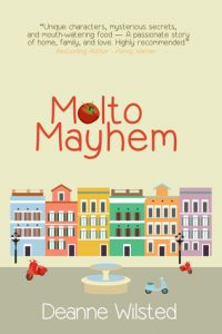 Molto Mayhem by Deanne Wilsted