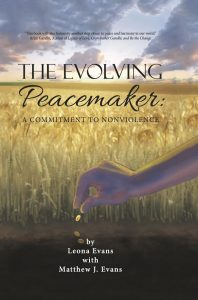 The Evolving Peacemaker by Leona Evans