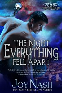 The Night Everything Fell Apart (The Nephilim Book 1)