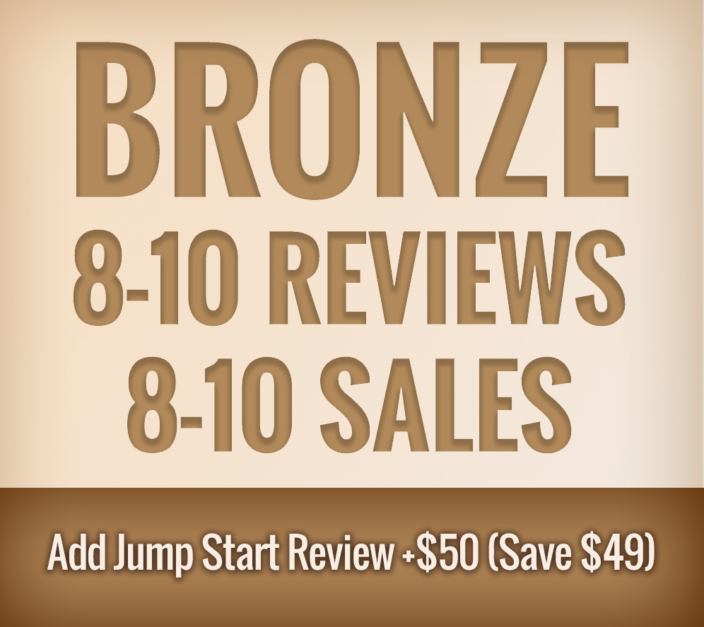 Bronze Review Package