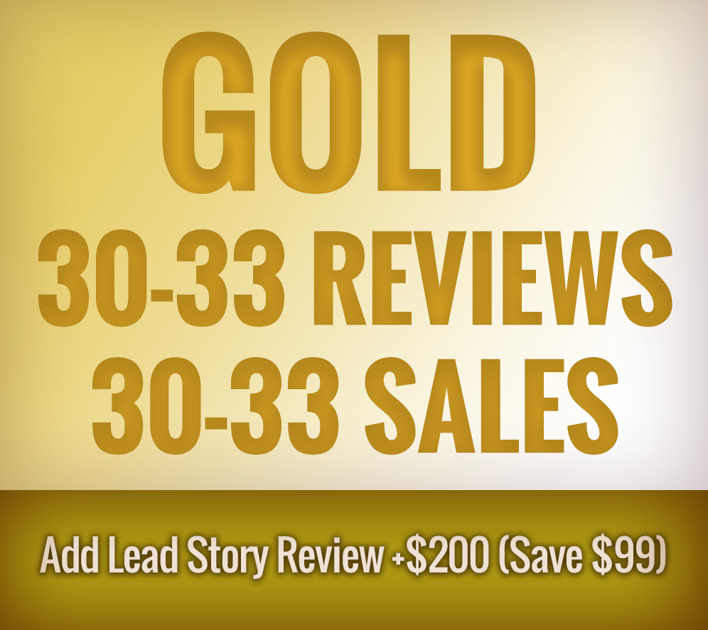Purchase a Gold Best Seller Package