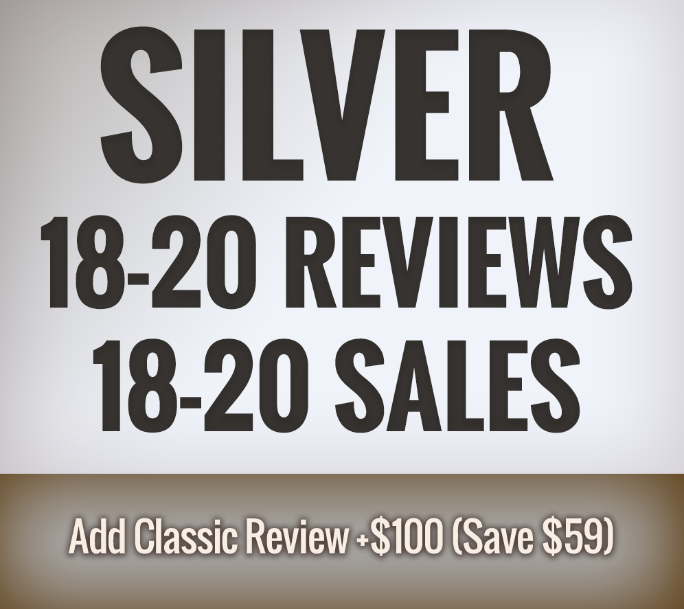 Silver Review Package