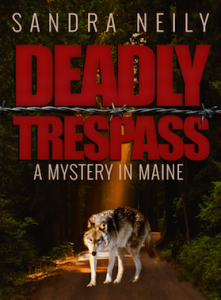 Deadly Trespass Cover
