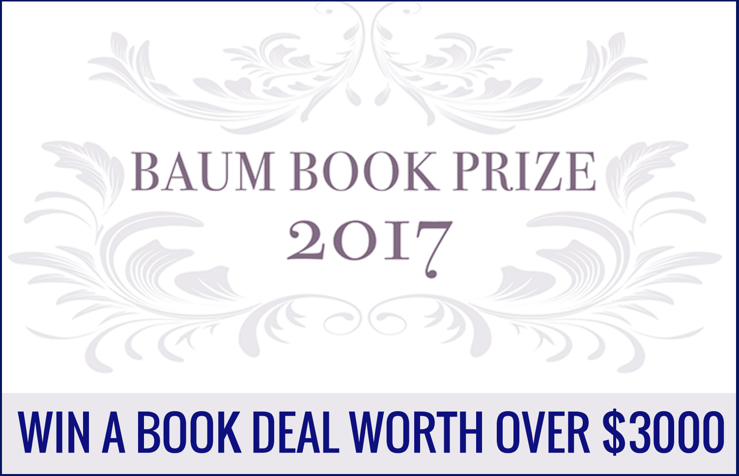 Win A Book Deal at Kwill