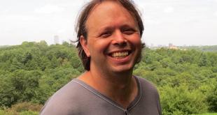Seth Mullins Author