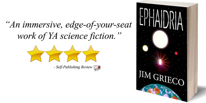 Review: Ephaidria by Jim Grieco