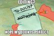 Editing?