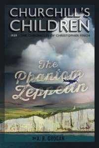 1939 - The Phantom Zeppelin by A. R. Grogan