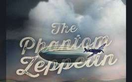 1939 - The Phantom Zeppelin by A. R. Grogan