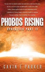 Phobos Rising (Ephialtes Trilogy Book 2)
