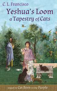 Yeshua's Loom: A Tapestry of Cats