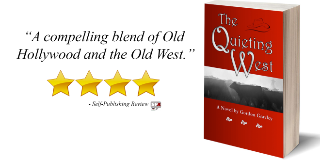 Review: The Quieting West by Gordon Gravley
