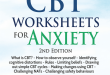 Review: CBT Worksheets for Anxiety (2nd Edition) by Dr. James Manning & Dr. Nicola Ridgeway