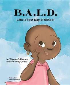 B.A.L.D.: Lillie's First Day of School