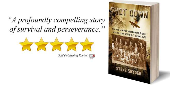 Review: Shot Down by Steve Snyder